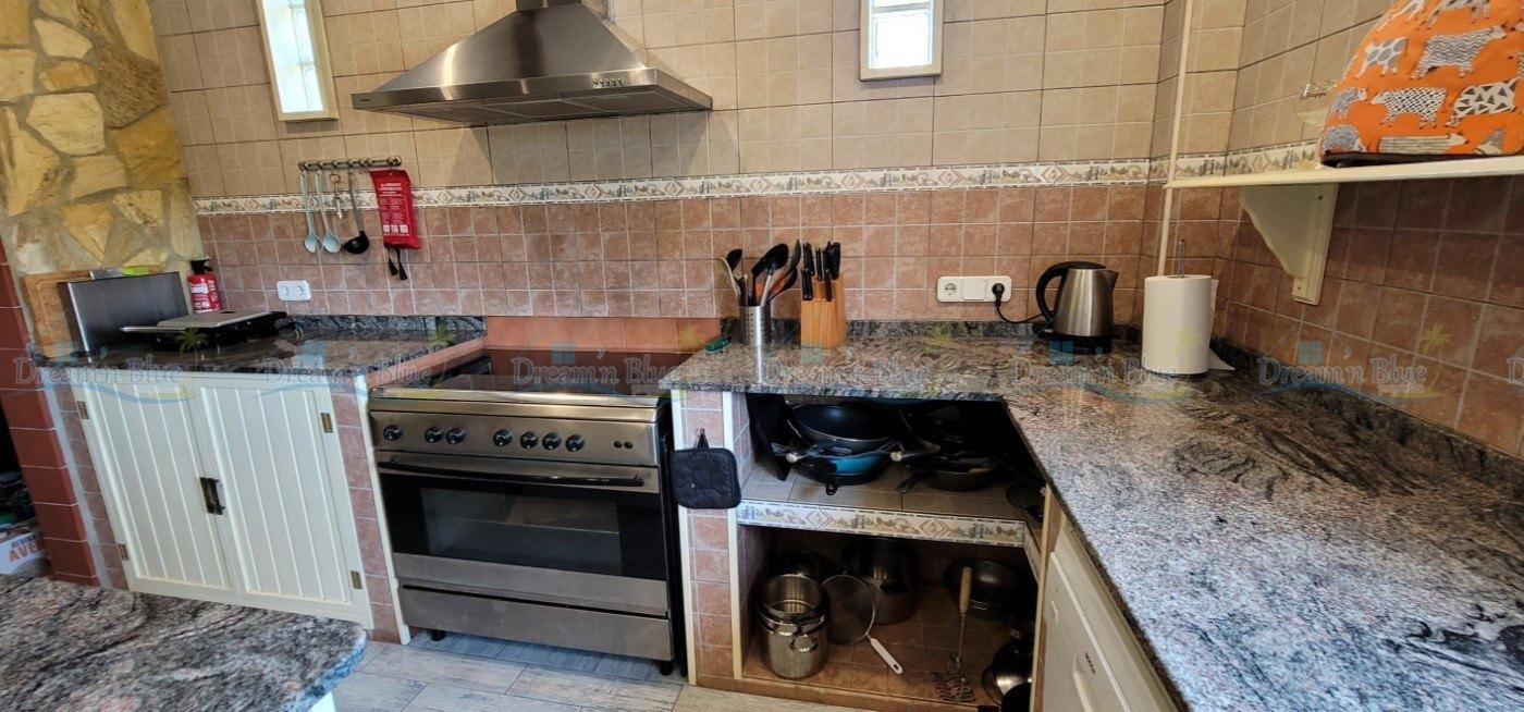 Villa zu verkaufen in L'Olleria