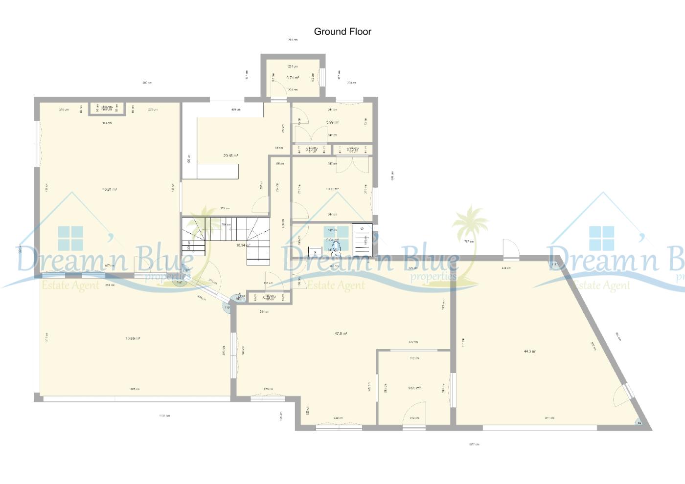 Villa en venta en Ontinyent